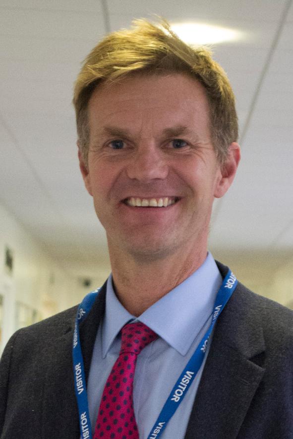 Jonathan Teesdale
